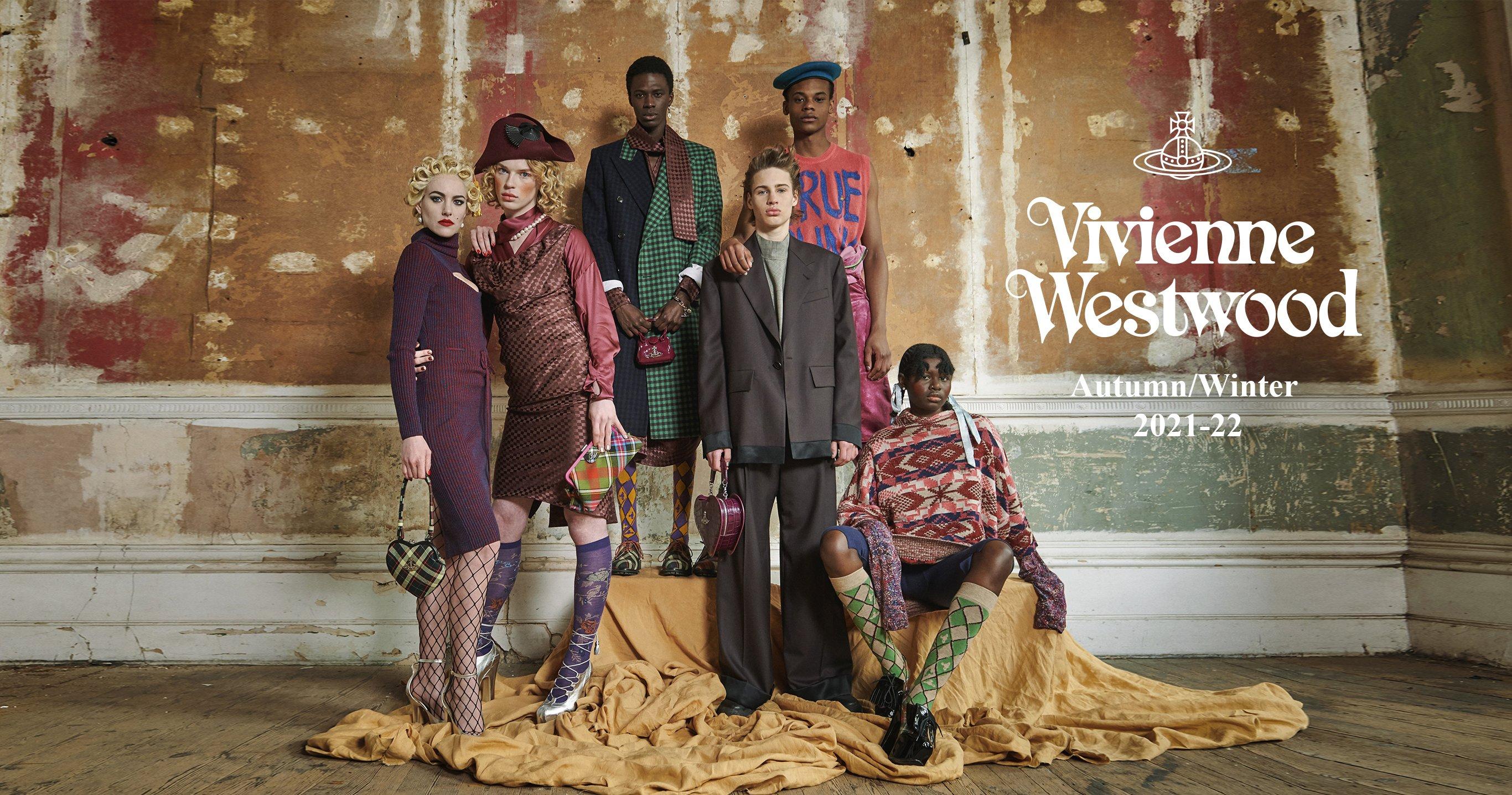 おしゃれな人気メンズバッグブランドVivienne Westwood