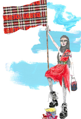 Thoughts on Tartan by Sheffield Hallam University Students