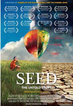 Seed Sovereignty Programme & Photographic Exhibition show Resistance is Fertile!
