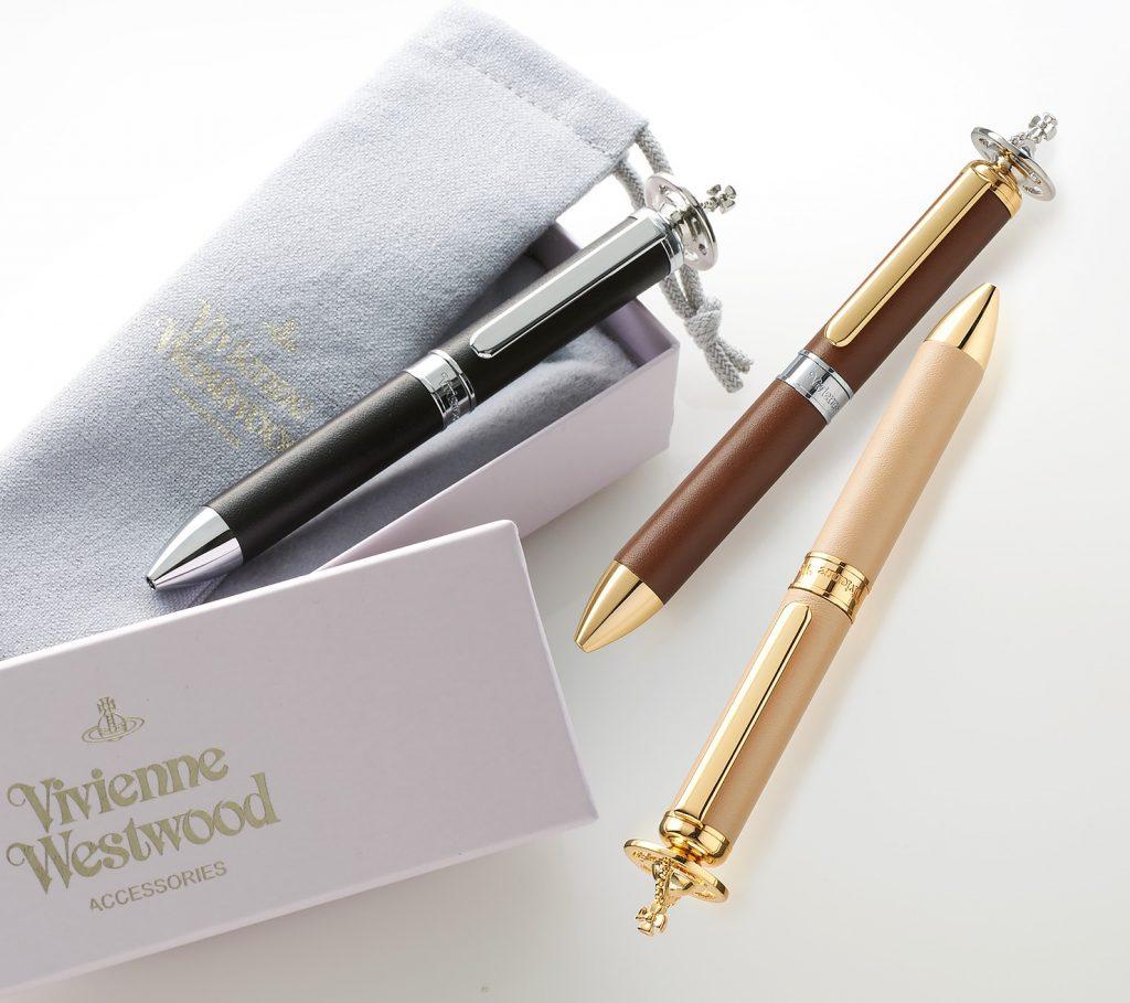 ORB 革巻ボールペン のご紹介