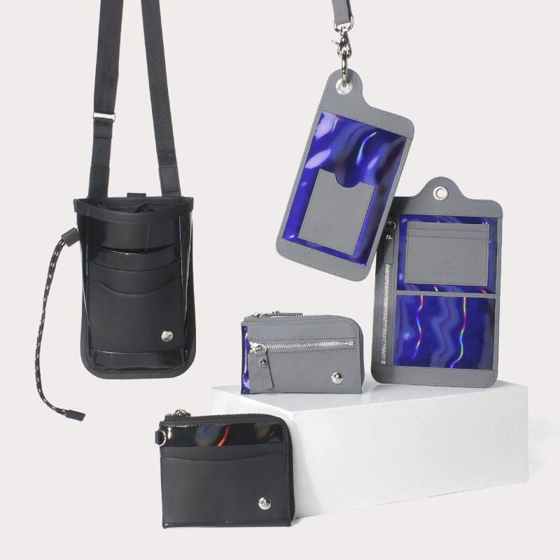 【新商品】メンズ革小物 ホログラムシリーズのご紹介