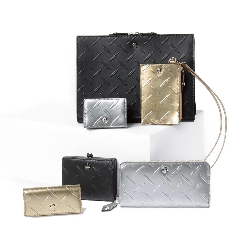 【新商品】レディース財布・レザーグッズ カット&スラッシュシリーズのご紹介