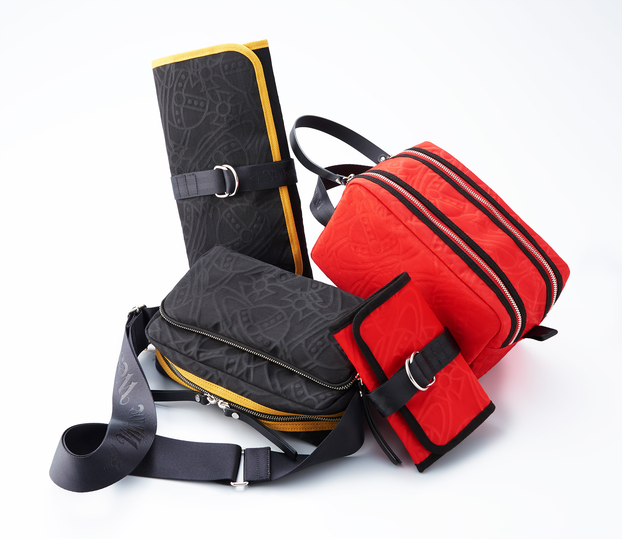 【新商品】メンズ バッグ ラインORBエンボスシリーズのご紹介