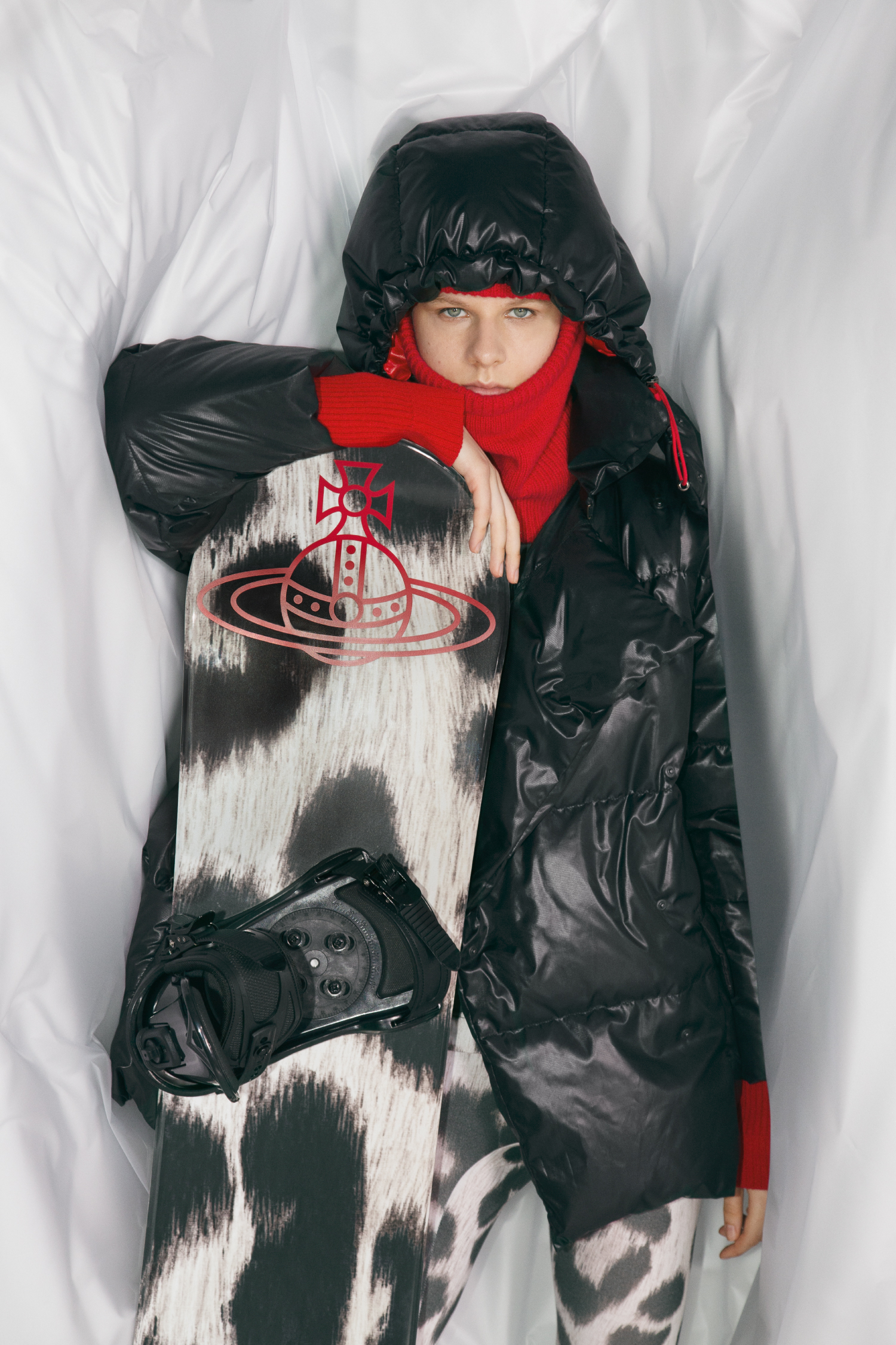 Vivienne Westwood RED LABEL×NANGA コラボレーションアイテム発売/伊勢丹新宿店ポップアップ開催