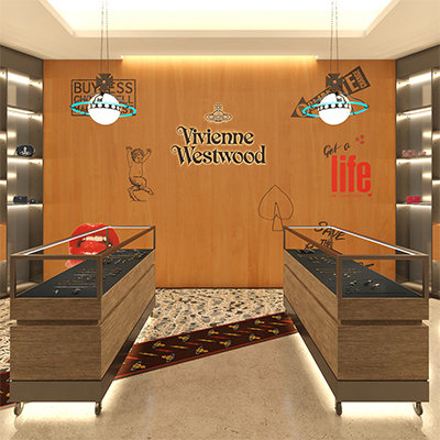 Vivienne Westwood Virtual Shop 公開のお知らせ