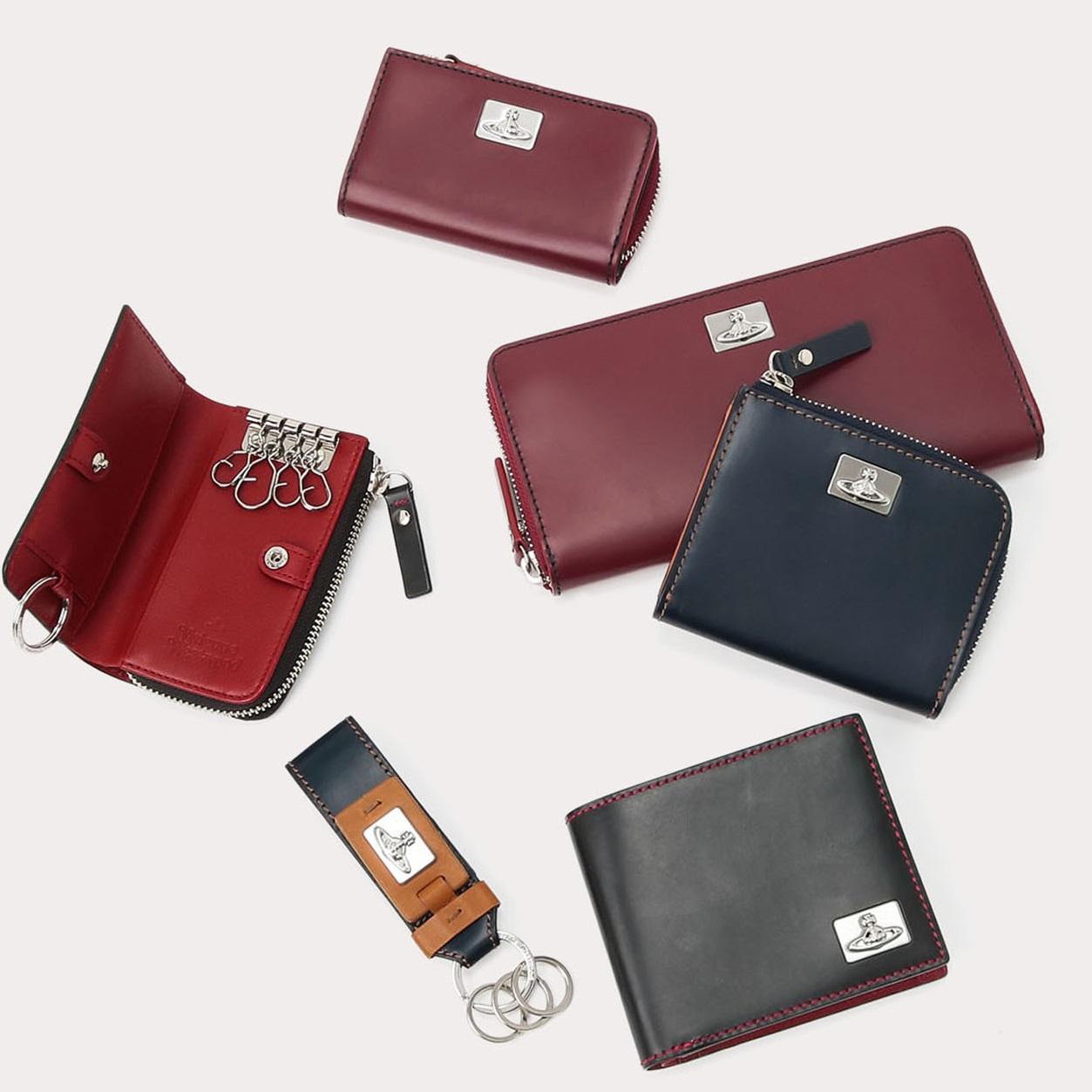 【新商品】メンズ財布・レザーグッズ カラーステッチシリーズのご紹介