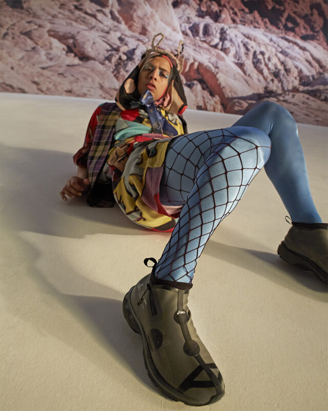 ASICS × Vivienne Westwood コラボレーションスニーカー第4弾 発売のお知らせ