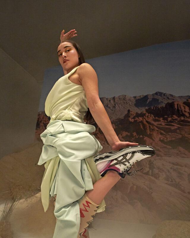 ASICS × Vivienne Westwoodコラボレーションスニーカー発売のお知らせ