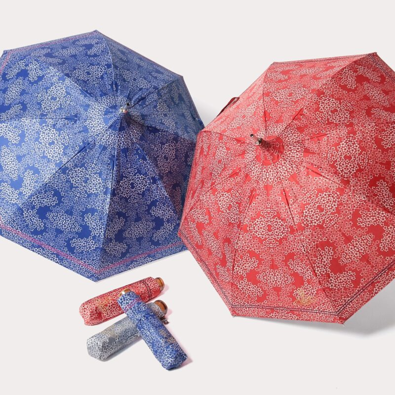 """Introducing """"DOTTY FLOWERS PARASOL"""""""