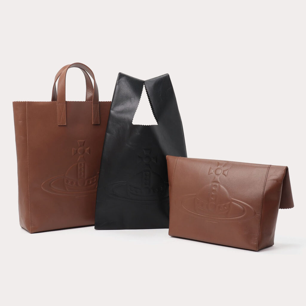 """""""PINKING CUT BAG"""" New Arrival"""