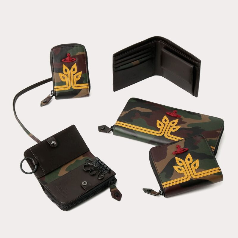 """Introducing """"SEED TREE ORB CAMOUFLAGE WALLET"""""""