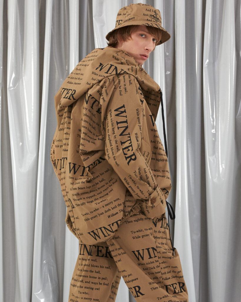 """Vivienne Westwood MAN LOVE'S LABOR'S LOST-WINTER SERIES"" On Sale"