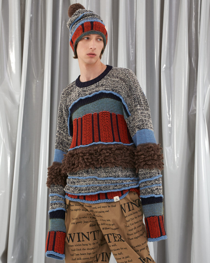 """""""Vivienne Westwood MAN AW2021 WINTER COLLECTION"""" New Arrival"""